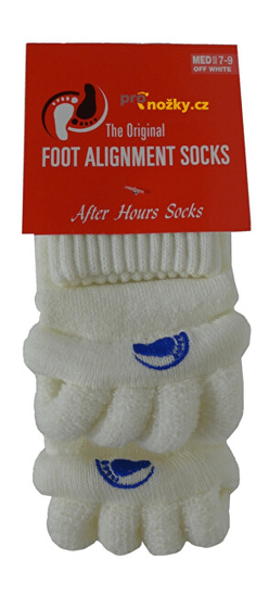 Pro nožky Adjustačné ponožky OFF WHITE