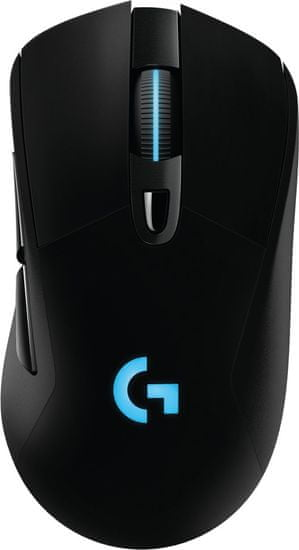 Logitech G703 HERO LIGHTSPEED brezžična gaming miška