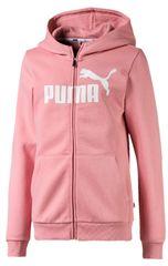 Puma dívčí mikina Essentials 110 růžová