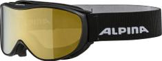 Alpina Sports gogle narciarskie Challenge 2.0 HM Black-grey