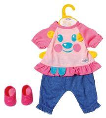 BABY born Oblečení na hraní, modré, 36 cm