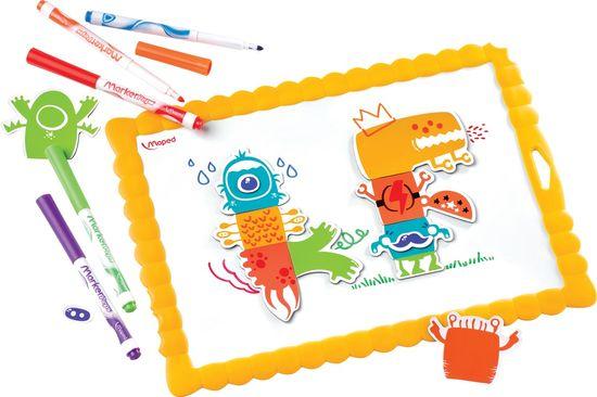 Maped Magnetna tabla, kreativni set