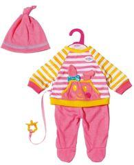 BABY born Oblečení na hraní, růžové, 36 cm
