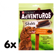 Purina ADVENTUROS Sticks 6 x 120g