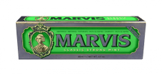 Marvis Classic Strong Mint zubní pasta s xylitolem, 85 ml