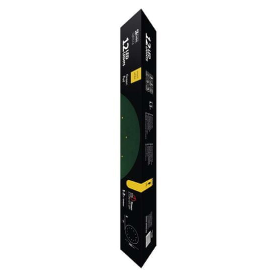 Emos LED podloga za božično drevo, zelena, 1 m, časovnik