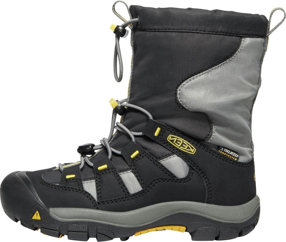 KEEN dětská zimní obuv WINTERPORT Y 37 černá