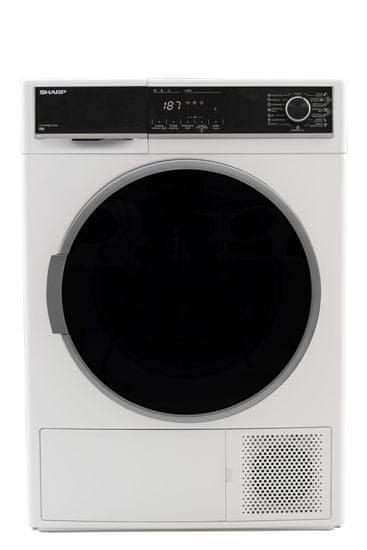 Sharp sušička prádla KD HHH8S7GW2
