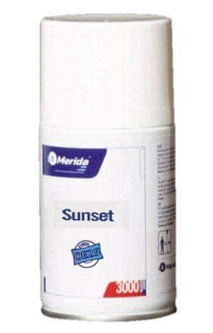 MERIDA Spray SUNSET do osvěžovače MERIDA 243 ml