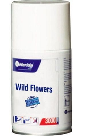 MERIDA Spray WILD FLOWERS do osvěžovače MERIDA 243 ml