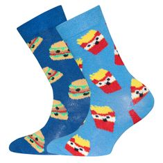 EWERS skarpetki chłopięce Hamburger 23 - 26 niebieskie