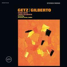 Getz / Gilberto (Remastered 2014): Stan Getz / Joao Gilberto Featuring Antonio Carlos Jobim - LP