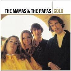 Mamas & Papas: Gold (2x CD) - CD