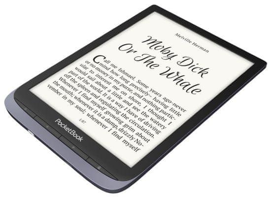 PocketBook Inkpad 3 Pro elektronski bralnik, siv