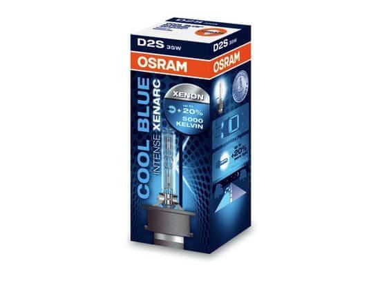 Osram OSRAM XENARC COOL BLUE INTENSE D2S 66240CBI, 35W, P32d-2
