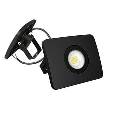 LFI LFI LED reflektor 30W 5000K černý FL-30BD