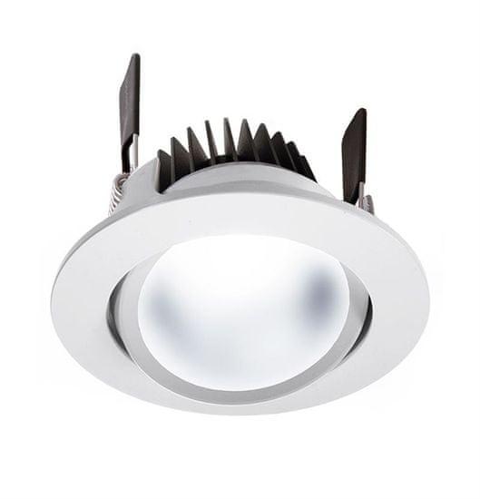 Light Impressions Light Impressions Deko-light stropné vstavané svietidlo COB 68 CCT 24V DC 8,00 W 2500-6500 K 534 lm biela 565193