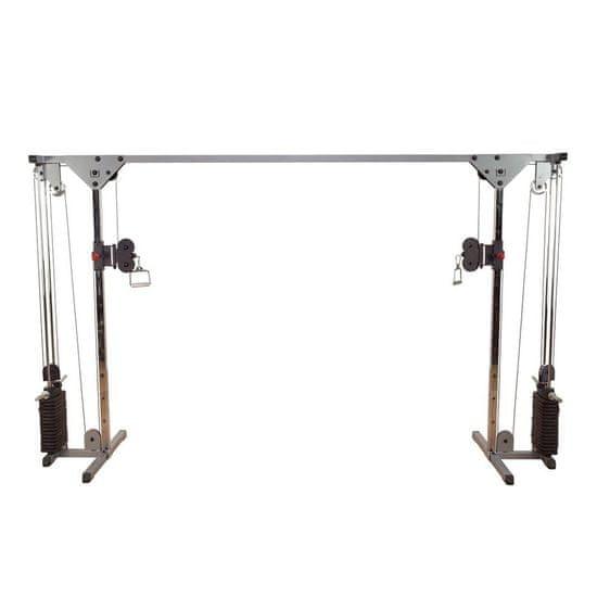 Body-Solid Protisměrné kladky Crossover Machine GCCO150