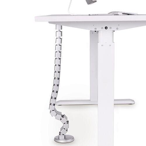 UVI Desk nastavljiva modularna zaščita kablov