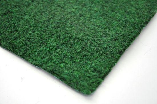 Travní koberec pod bazén Sporting s nopy KRUH (vhodný jako bazénová podložka)