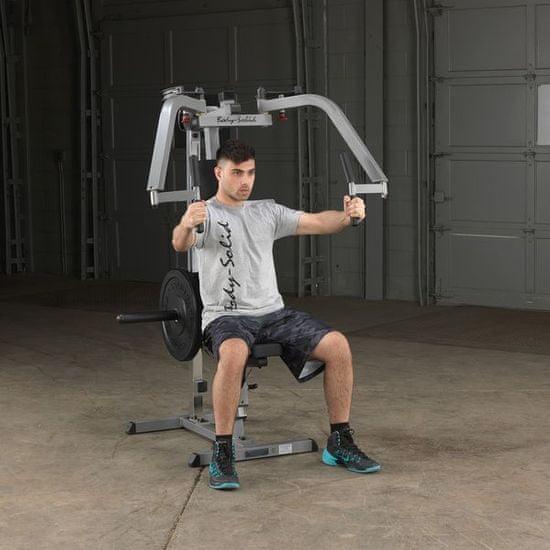 Body-Solid Posilovač prsních svalů Pec Dec GPM65