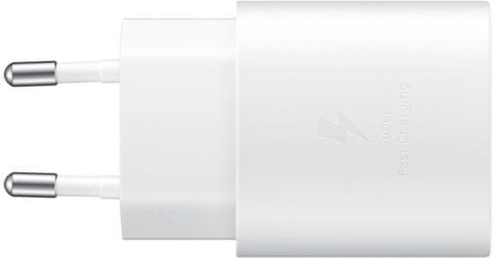 Samsung polnilnik s podporo za hitro polnjenje (25W) EP-TA800XWEGWW
