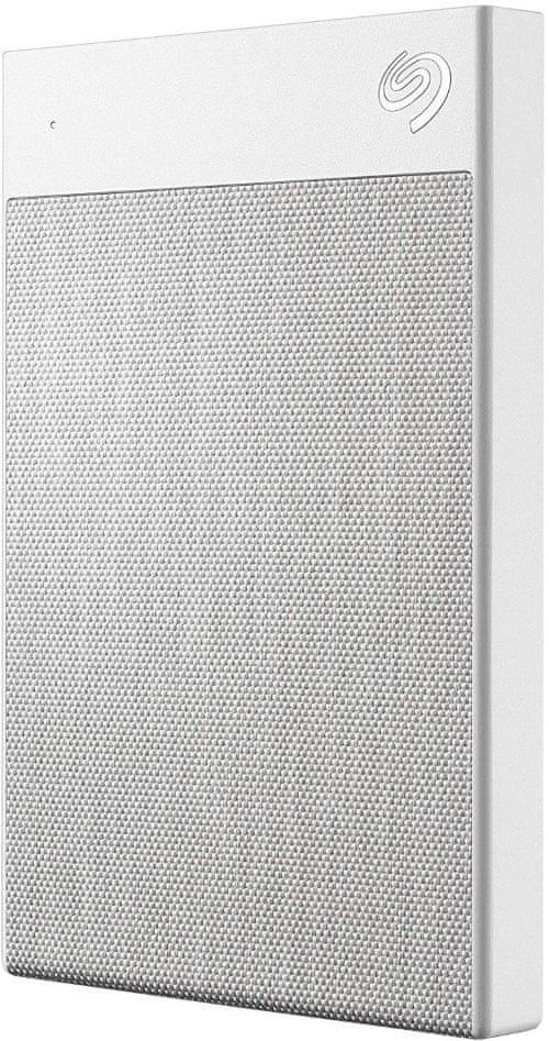 Seagate Backup Plus Ultra Touch - 1TB, bílá (STHH1000402)