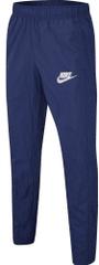 Nike spodnie dziecięce Sportswear XS ciemnoniebieskie