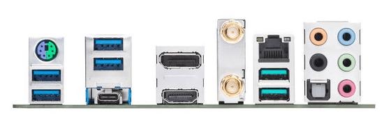 Asus TUF GAMING X570-PLUS (WI-FI), DDR4, USB 3.2 Gen2, AM4, ATX osnovna plošča