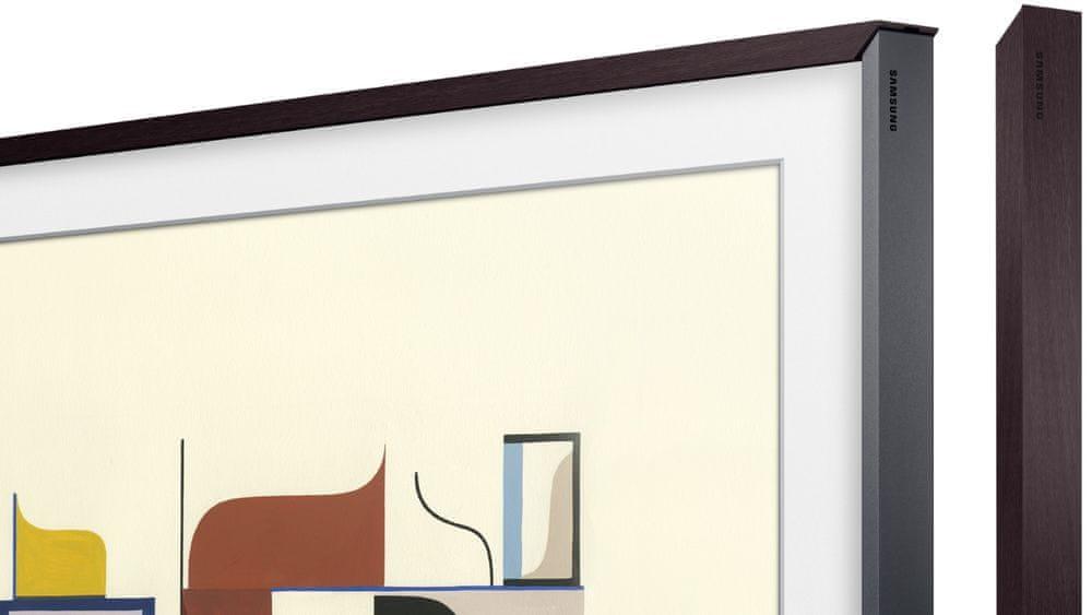 """Samsung Výměnný rámeček pro Frame TV 43"""", hnědá"""
