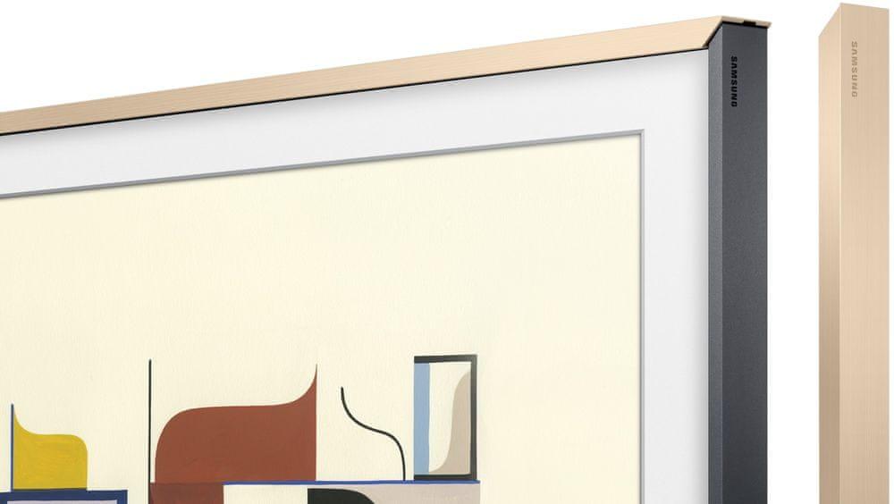 """Samsung Výměnný rámeček pro Frame TV 43"""", béžová"""