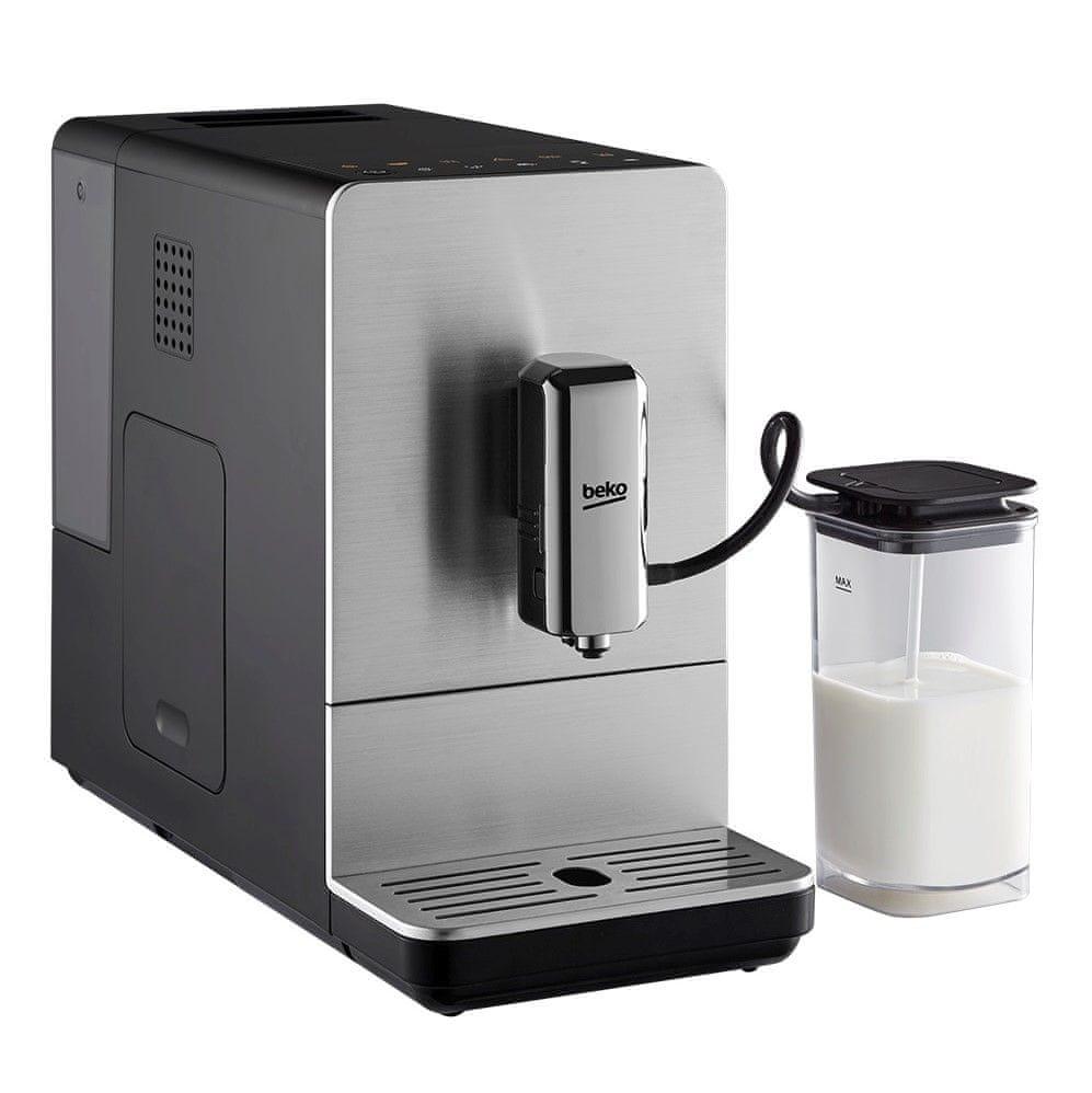 Beko automatický kávovar CEG5331X