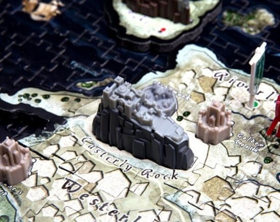 4D Cityscape 4D Hra o Trůny (Game of Thrones) Westeros