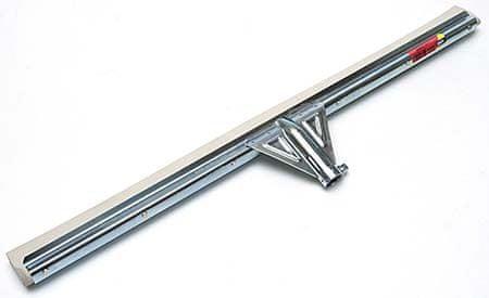 AllServices Stěrka na podlahu kov 75 cm - bílá guma