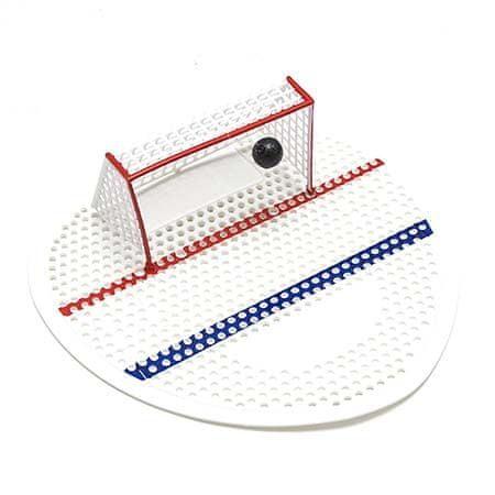 AllServices Vonná síťka do pisoárů - hokej s hokejovou brankou - AKCE