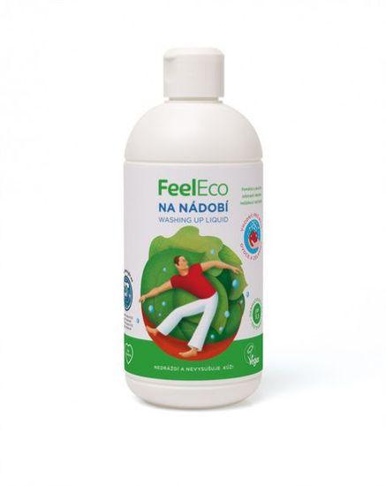 FeelEco prostředek na nádobí, ovoce a zeleninu - 500 ml