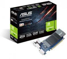 Asus GeForce GT 710 grafična kartica, 2 GB GDDR5 (ASUVG-GF_GT710_4)