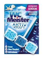 Clovin Germany GmbH WC MEISTER ZÁVĚS DO WC 45 g - moře