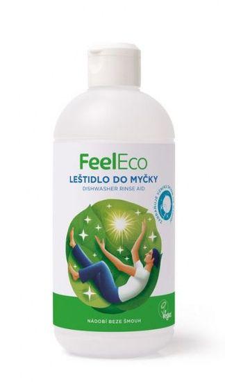 FeelEco čisticí prostředek do myčky - leštidlo - 500 ml