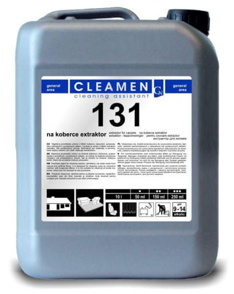 Cormen CLEAMEN 131 čistič na koberce pro extraktor 5 l