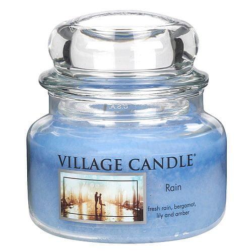 Village Candle Svíčka ve skleněné dóze , Déšť, 312 g