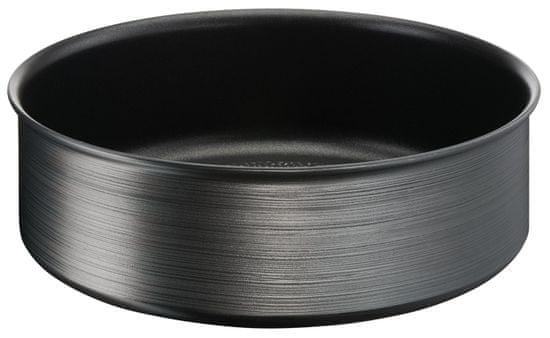 Tefal patelnia głęboka 24 cm Ingenio Titanium Fusion
