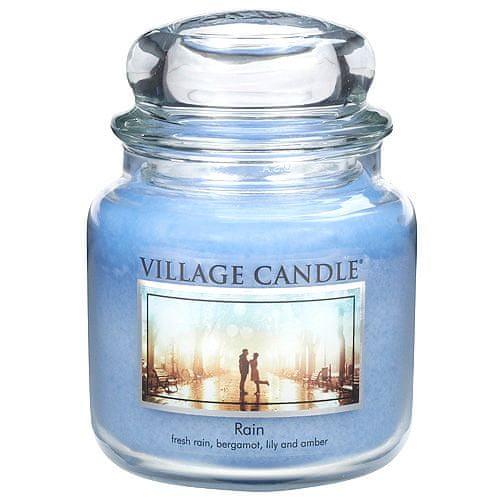 Village Candle Svíčka ve skleněné dóze , Déšť, 454 g