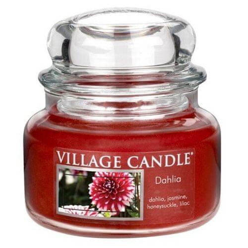 Village Candle Svíčka ve skleněné dóze , Dahlia, 312 g