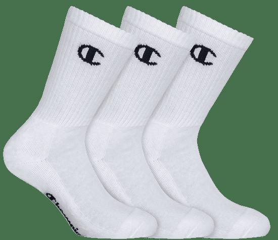Champion športové ponožky CH08QG CREW SOCKS LEGACY 3 ks