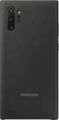 Samsung Galaxy Note 10+ ovitek, silikon, črn