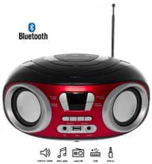Manta Boombox z Bluetooth MM9210BT Chilli