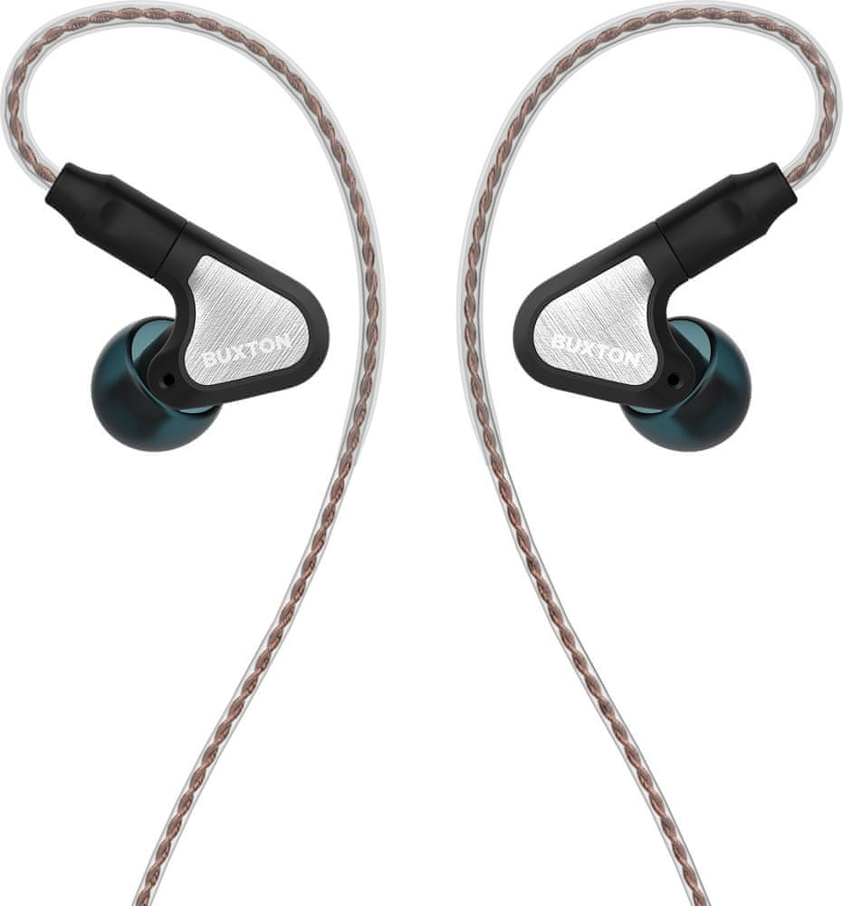 Buxton REI-HR 300 sluchátka špunty