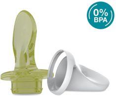 Babymoov silikonowa łyżeczka Kiinde FOODII Squeeze Spoon™ 2 szt.