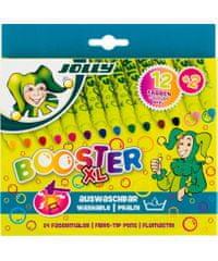 Jolly flomastri Booster XL 14/1